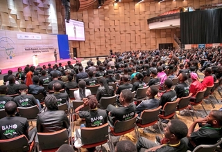 More than 600 participants at the awarding ceremony of iAccelerator Phase II_Imbuto Foundation
