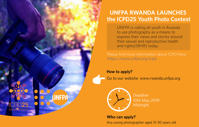 ICPD@25 Youth Photo Contest