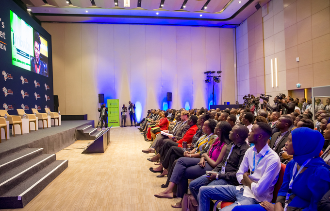Youth urged to create digital solutions to help tackle HIV and AIDS