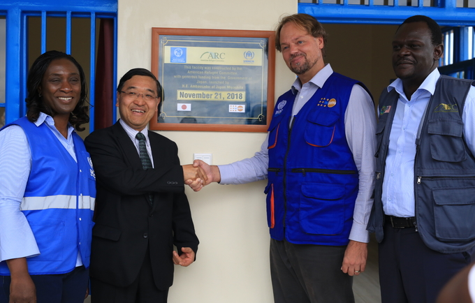 Japan and UNFPA partner to restore dignity for Burundi refugees