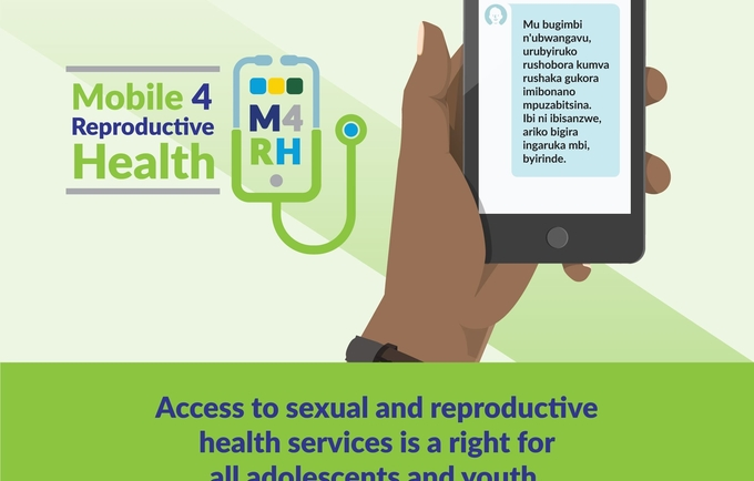 Improving young people's access to sexual and reproductive health knowledge  and services remains an important goal for Rwanda.