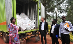 RESTORING THE DIGNITY OF WOMEN AFFECTED BY LANDSLIDES AND FLOODS IN GAKENKE DISTRICT