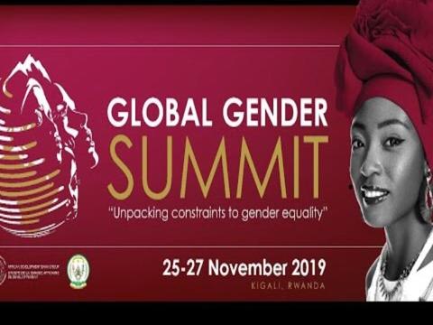UNFPA attends the Global Gender Summit 2019 in Kigali Rwanda