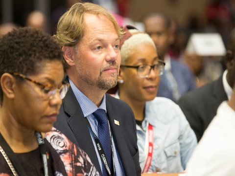 UNFPA at ICFP2018 Kigali